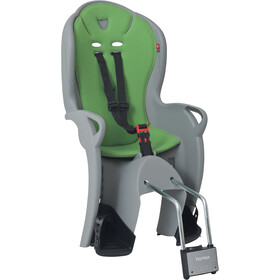 Hamax Kiss Child Seat grey/green